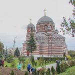 Благословенный сад в городе Коломна